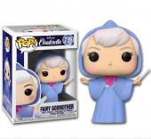 Figura Funko POP! Disney Cinderella  - Fairy Godmother
