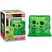 Figura Funko POP! Dungeons and Dragons - Gelatinous Cube (Limited Edition)
