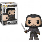 Figura Funko POP! Game of Thrones - Jon Snow (Beyond the Wall)