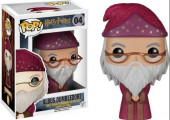 Figura Funko POP! Harry Potter - Albus Dumbledore