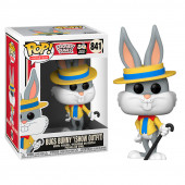 Figura Funko POP! Looney Tunes 80th Bugs Bunny - Bugs Bunny (Show Outfit)
