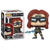 Figura Funko POP! Marvel Avengers - Black Widow (Stark Tech Suite)