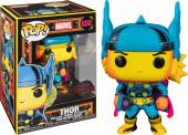 Figura Funko POP! Marvel - Thor (Black Light)