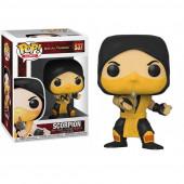 Figura Funko POP! Mortal Kombat - Scorpion