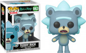 Figura Funko POP! Rick and Morty - Teddy Rick