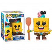 Figura Funko POP! The Spongebob Movie - Spongebob with Gary
