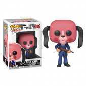 Figura Funko POP! The Umbrella Academy - Cha Cha with Mask