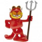 Figura Garfield Diabo