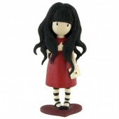 Figura Gorjuss 9.3cm - From the Hear