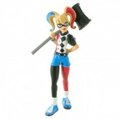 Figura Harley Quin Super Herois Girls DC