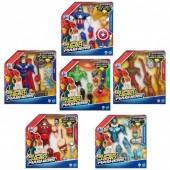 Figura Heróis Mashers Vingadores Avengers - sortido