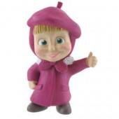 Figura Masha chapéu 6cm