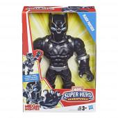 Figura Mega Mighties Super Hero Marvel Black Panther 25cm