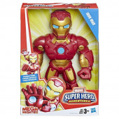 Figura Mega Mighties Super Hero Marvel Iron Man 25cm