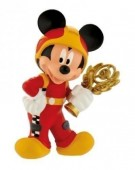 Figura Mickey Super Pilotos - D