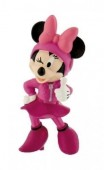 Figura Minnie Super Pilotos - D