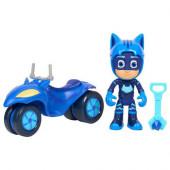 Figura + Moto Lunar Catboy PJ Masks