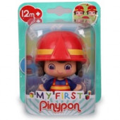 Figura My First Pinypon Bombeiro