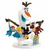 Figura Olaf Frozen  Disney - Olaf Frozen Adventure