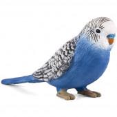 Figura Periquito Azul Mojo S