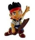 Figura Pirata Jake Sabre 6cm