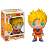 Figura Pop em vinil - Dragonball Z Super Saiyan Goku