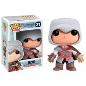 Figura Pop em vinil - Ezio Assassins Creed