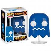 Figura Pop em vinil - Fantasma Azul Pac Man