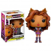 Figura Pop em vinil - Lobo de Clawdeen - Monster High