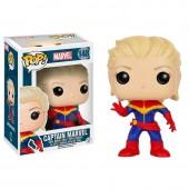 Figura Pop em vinil - Marvel Captain Marvel Unmasked
