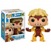 Figura Pop em vinil - Sabretooth de X-Men Marvel