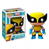 Figura Pop em vinil - Wolverine da Marvel