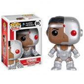 Figura POP Vinil - Cyborg DC Comics