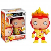 Figura POP Vinil - Firestorm DC Comics