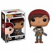 Figura POP Vinil - Kait Diaz armored Gears of War