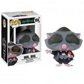 Figura POP Vinil - Mr. Big Zootropolis Disney