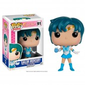 Figura POP Vinil - Sailor Mercury Sailor Moon