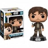 Figura POP Vinil - Star Wars Capitão Cassian Andor