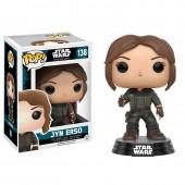 Figura POP Vinil - Star Wars com Jyn Erso