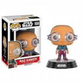 Figura POP Vinil - Star Wars E7 Maz Kanata