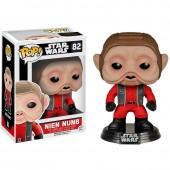 Figura POP Vinil - Star Wars Episodio VII Nien Nunb