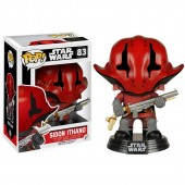 Figura POP Vinil - Star Wars - Episodio VII Sidon Ithano