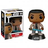 Figura POP Vinil - Star Wars Finn Lightsaber