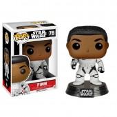 Figura POP Vinil - Star Wars Finn Stormtrooper