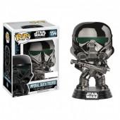 Figura POP Vinil - Star Wars - Imperial Death Trooper Chrome