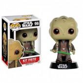 Figura POP Vinil - Star Wars Kit Fisto