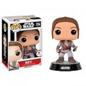 Figura POP Vinil - Star Wars Rey Final Scene Outfit