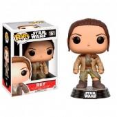 Figura POP Vinil - Star Wars Rey with Finn