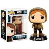 Figura POP Vinil - Star Wars Rogue One Jyn Erso Hooded
