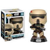 Figura POP Vinil - Star Wars Scarif Stormtrooper Stripes